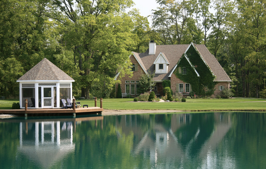Colonial homes building homes in indiana and ohio House builders in indiana